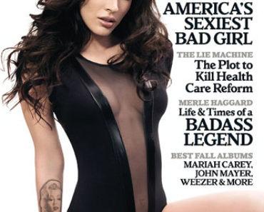 Rolling Stone - Megan Fox