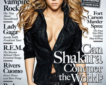 Shakira on RS