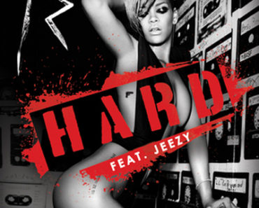 "Rihanna ""Hard"" cover art"