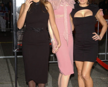 Penelope Cruz, Nicole Kidman and Stacy 'Fergie' Ferguson