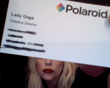 Gaga on Twitter