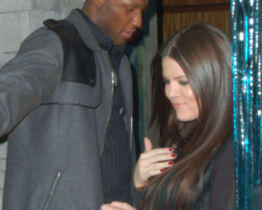 Lamar Odem and Khloe Kardashian