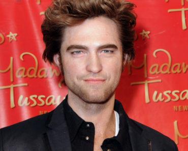 Robert Pattinson Wax Figure