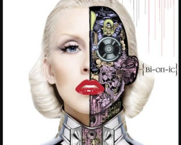 Christina Aguilera Bionic Album Cover