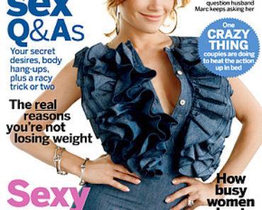Jennifer Lopez on Redbook