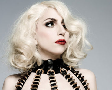 Lady Gaga on Cosmo
