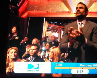 Rick Fox at DWTS
