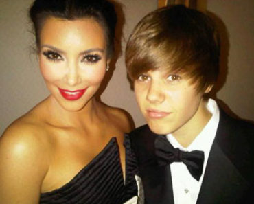 Kim K and Justin B