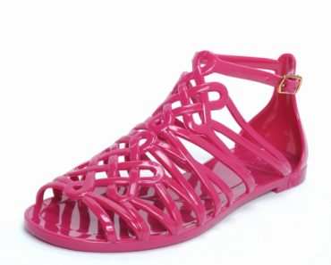 Jelly Shoe DVF