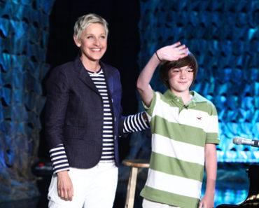 Ellen & Greyson