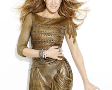 SJP on Marie Claire