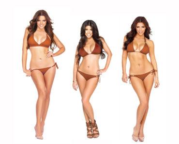 Glamour Tan Kardashians