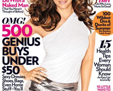 Jessica Biel for Glamour Mag