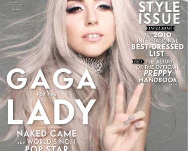 Gaga_VFSeptember