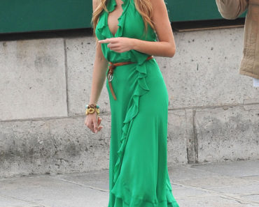 'Gossip Girl' Filming In Paris