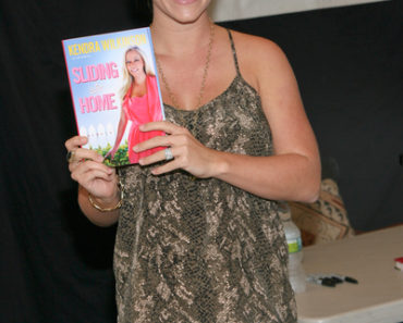 "Kendra Wilkinson's ""Sliding Into Home"" Book Signing at Bookends in Ridgewood on July 7, 2010"
