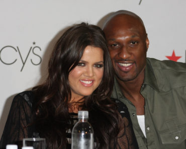 Macy's Welcomes Los Angeles Lakers' Star Forward Lamar Odom in Los Angeles on June 22, 2010