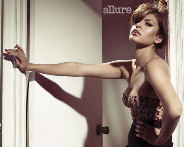 Eva on Allure