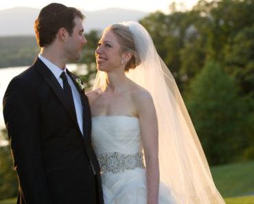Chelsea Clinton & Marc Mezvinsky Get Married
