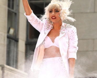 "Lady Gaga in Concert on NBC's ""Today Show"" Toyota Concert Series - July 9, 2010"
