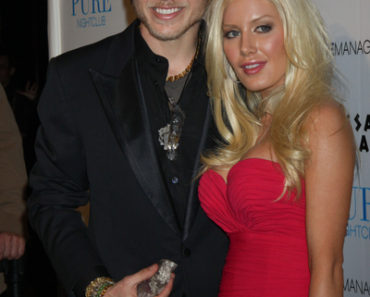 Heidi Montag and Spencer Pratt Host Pure Nightclub Valentine's Day Weekend in Las Vegas on February 13, 2010