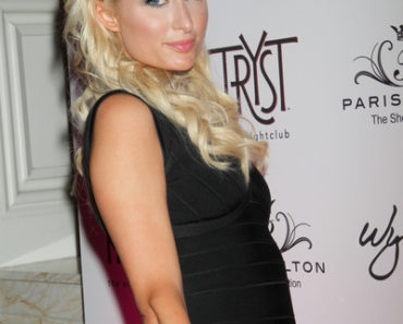 "Paris Hilton Launches Her Spring 2011 Shoe Collection and Her New ""Tease"" Fragrance at Tryst Nightclub in Las Vegas on August 17, 2010"