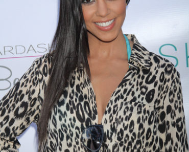 "Kourtney Kardashian Reveals Her ""Beach Bunny Swimwear"" Designs and Hosts SKAM Saturdays at Rehab Pool in Las Vegas on September 4, 2010"