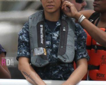 Rihanna & Battleship