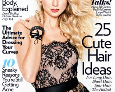 Glamour Mag - Taylor