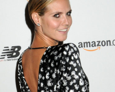 "Heidi Klum Launches ""Heidi Klum for New Balance"" Active-Wear Collection Exclusively Sold on Amazon.com"