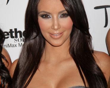 "Kim Kardashian 30th Birthday Celebration ""Fallout: New Vegas"" at Tao Nightclub in Las Vegas on October 15, 2010"