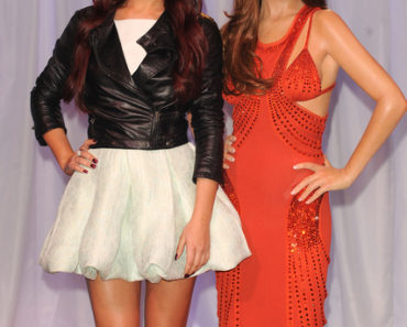 Cheryl Cole Unveils Her New Wax Figure at Madame Tussauds Wax Museum in London on October 20, 2010