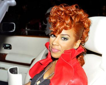 "Keyshia Cole and Nicki Minaj ""I Ain't Through"" Music Video Shoot in Los Angeles on November 6, 2010"