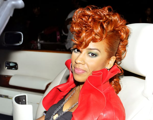 Keyshia Cole Excited to Collaborate w/ Nicki Minaj ...