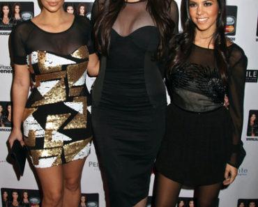 Kardashian Prepaid MasterCard Launch - Arrivals