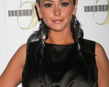 "Jenni ""JWoww"" Farley Hosts the Night at Studio 54 in Las Vegas on November 27, 2010"