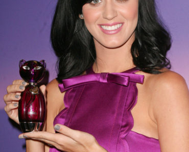 "Katy Perry's ""Purr"" Fragrance Launch at Selfridges in London on November 12, 2010"