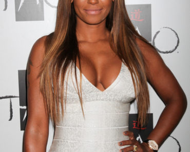 Mel B at Tao Nightclub in Las Vegas on July 15, 2010