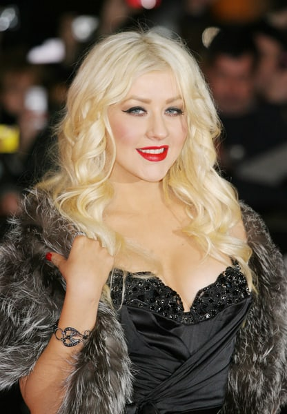 Christina Aguilera has gotten a bad rap lately…a divorce, her  Super Bowl ...