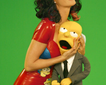 The Simpsons Katy Perry