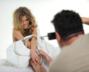 AnnaLynne McCord Shoot for Iconix