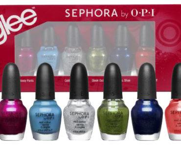 Glee Sephora-OPI