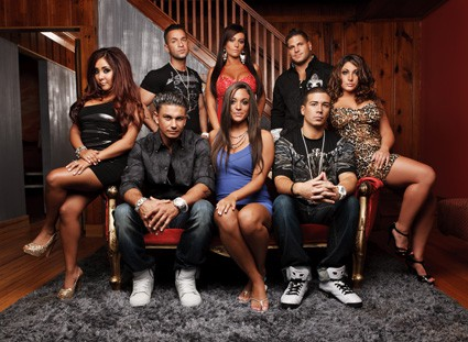 jersey shore in italy. The Jersey Shore kids will