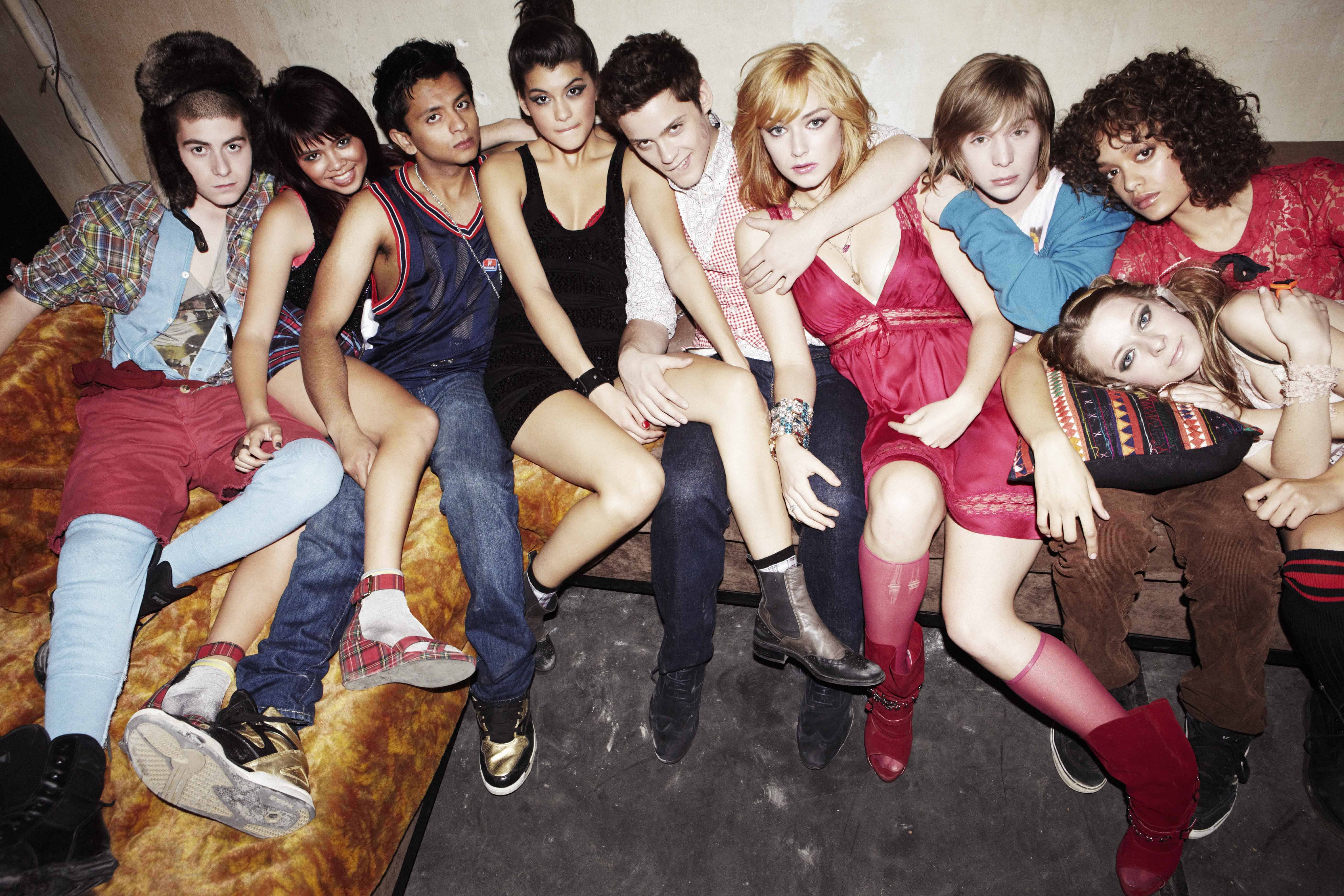 "No advertisers want to deal with MTV's ""Skins""…Will this show ..."