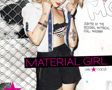 Material Girl Kelly Osbourne