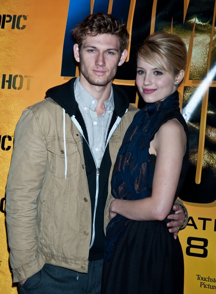 "dianna agron and alex pettyfer i am number four premiere. ""I Am Number Four"" star Alex"