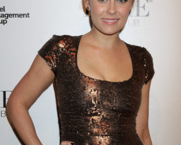 Lauren Conrad 25th Birthday Celebration at Pure NIghtclub in Las Vegas on February 12, 2011