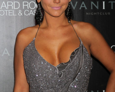 "Jenni ""JWoww"" Farley Celebrates Her 25th Birthday at Vanity Nightclub in Las Vegas on February 26, 2011"