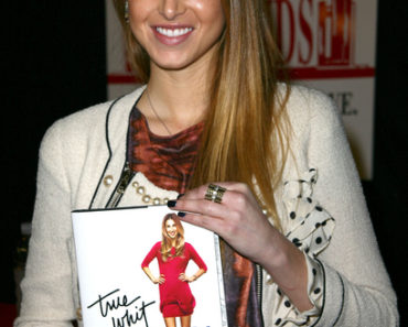 "Whitney Port ""True Whit"" Book Signing at Bookends in Ridgewood on February 2, 2011"