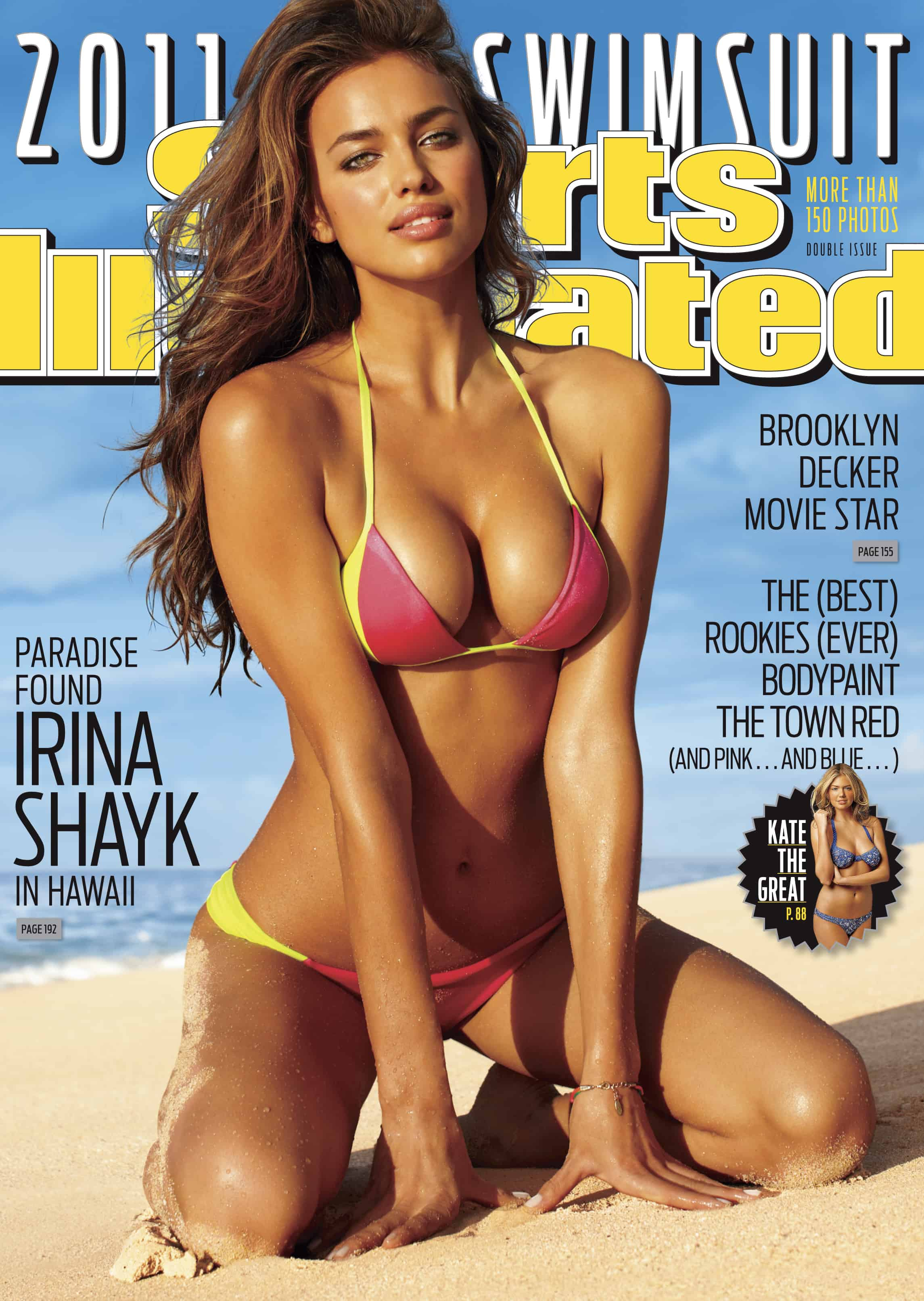 Sports Illustrated Swimsuit Issue Stars Three Girls Not